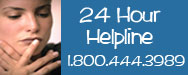 24 Hour Helpline